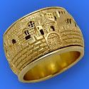 special jerusalem ring